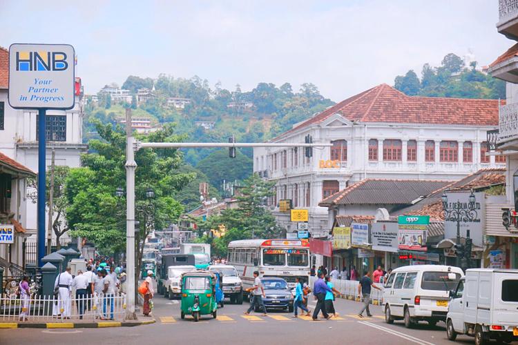 Seoulite의 스리랑카 도시 나들이