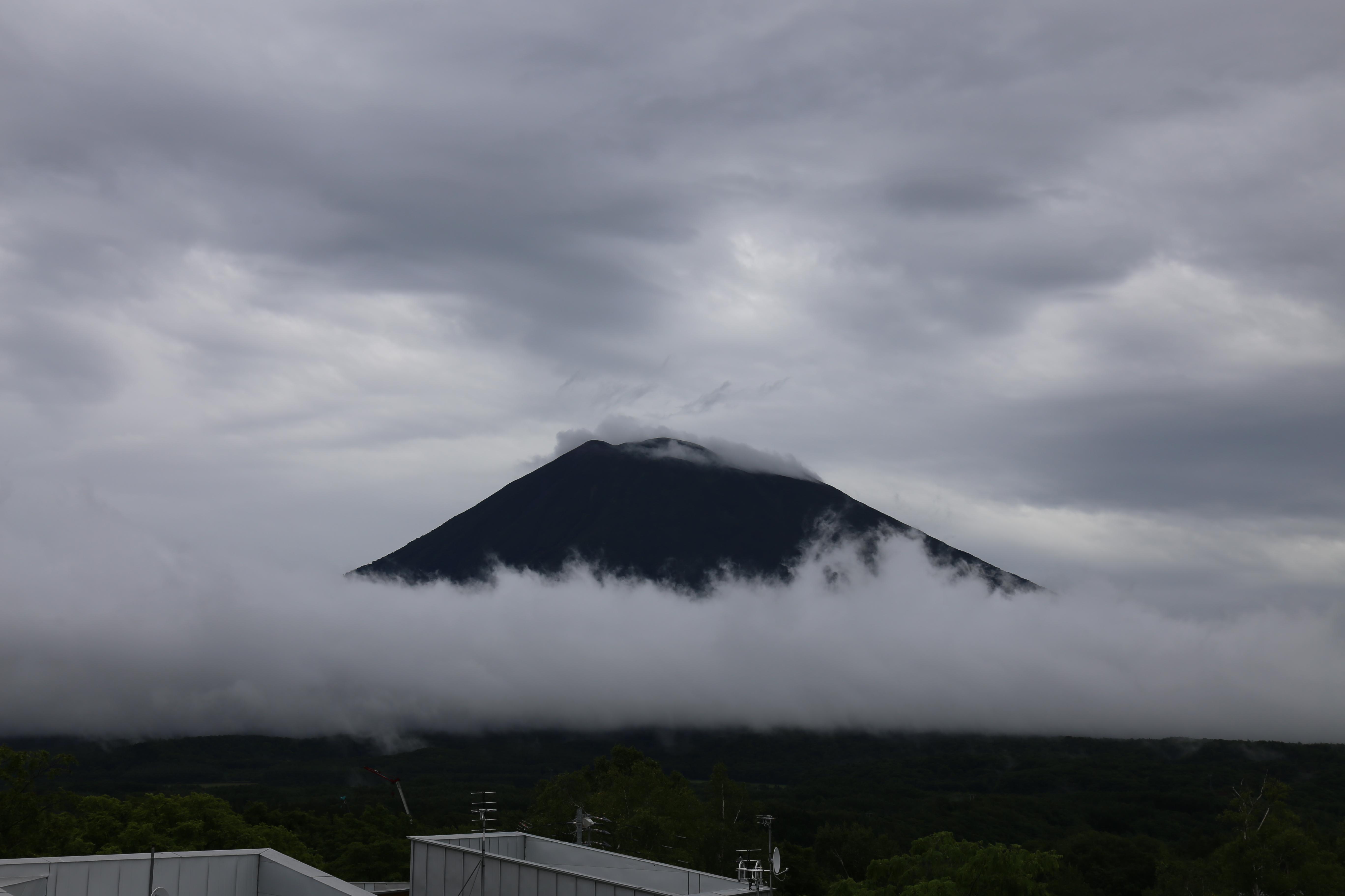 인연은 태풍을 타고|태풍 - 홋카이도 한 달 살기