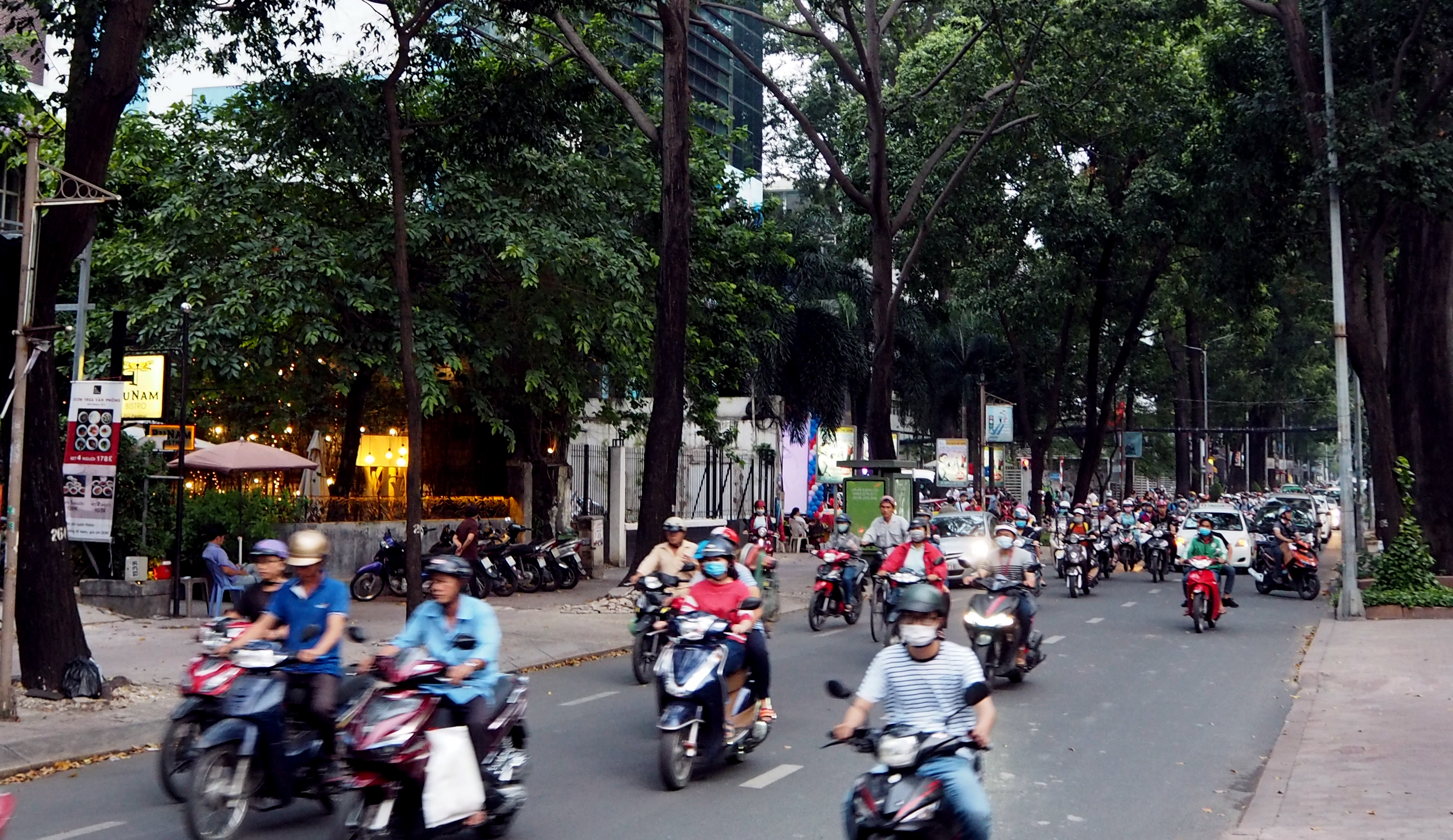 오토바이, 베트남의 정수