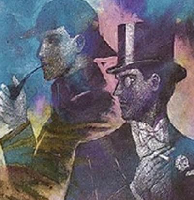 추리소설과 홈즈 그리고 루팡..