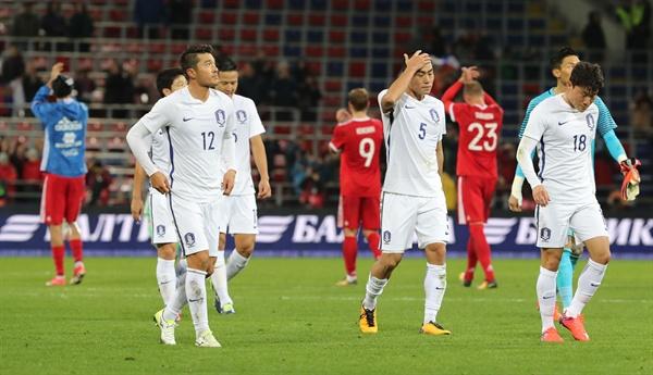 모두가 포기한 국가대표팀, 그 의미 찾기. - <대한...