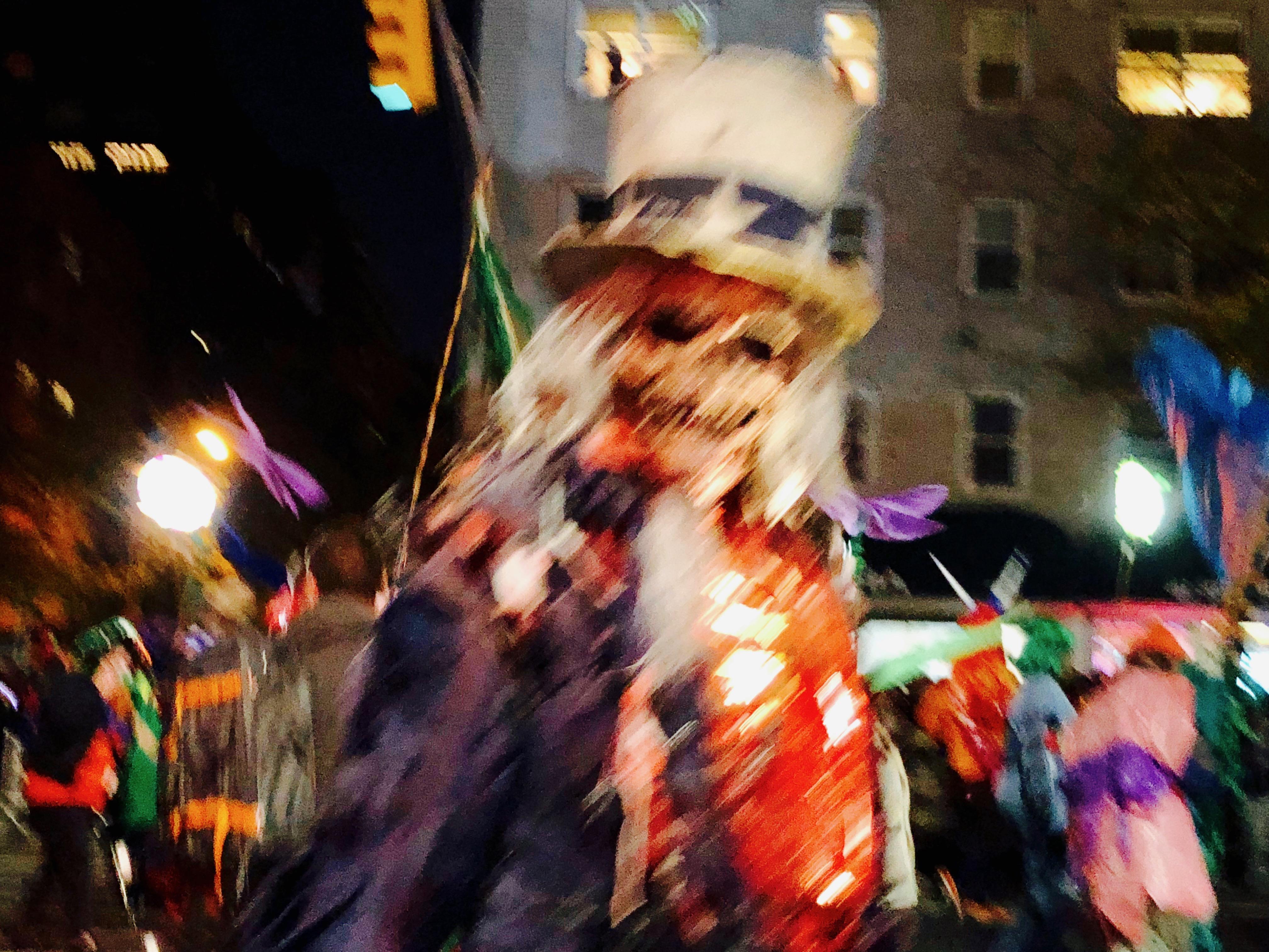 뉴욕 13일의 금요일 밤 - 크리스티 경매장과 북까...