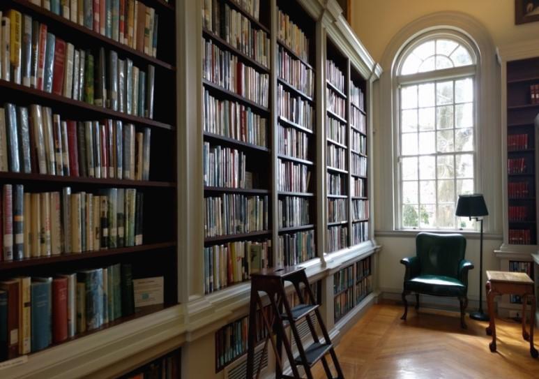 로드아일랜드 뉴포트, 레드우드 도서관