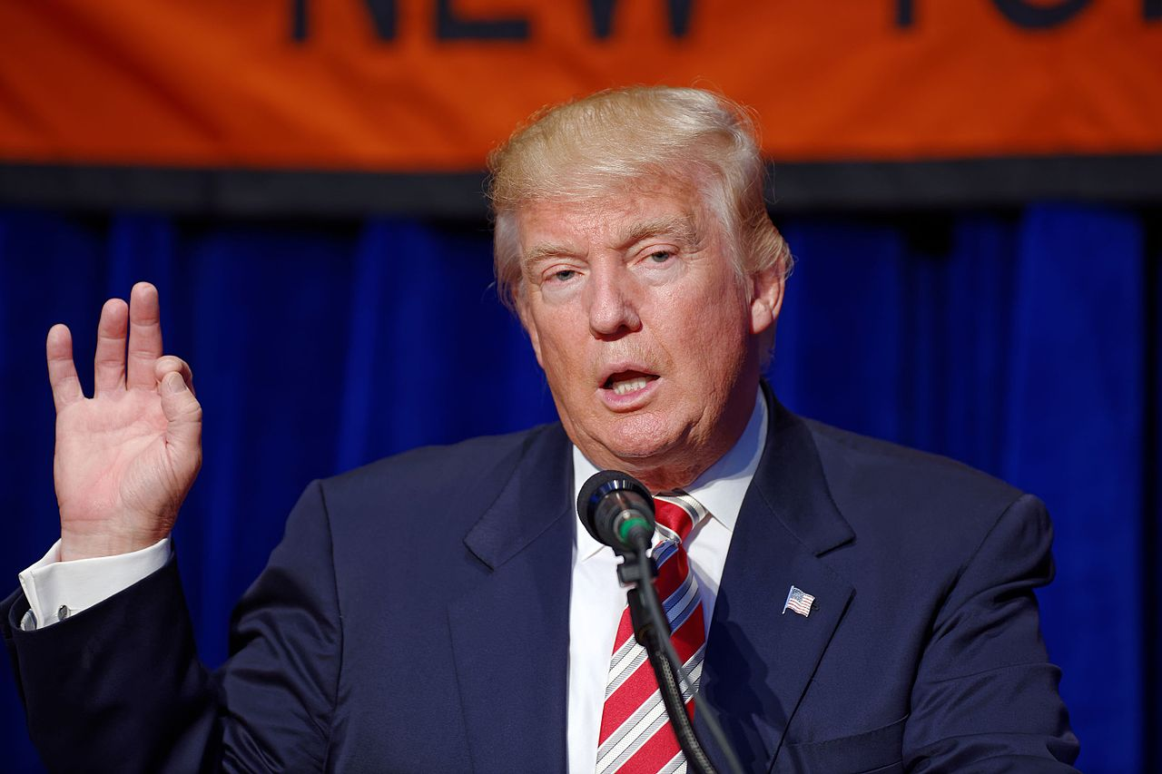 """트럼프 """"미국 고용, 44년 최고치 내 덕분"""" - 트럼..."""