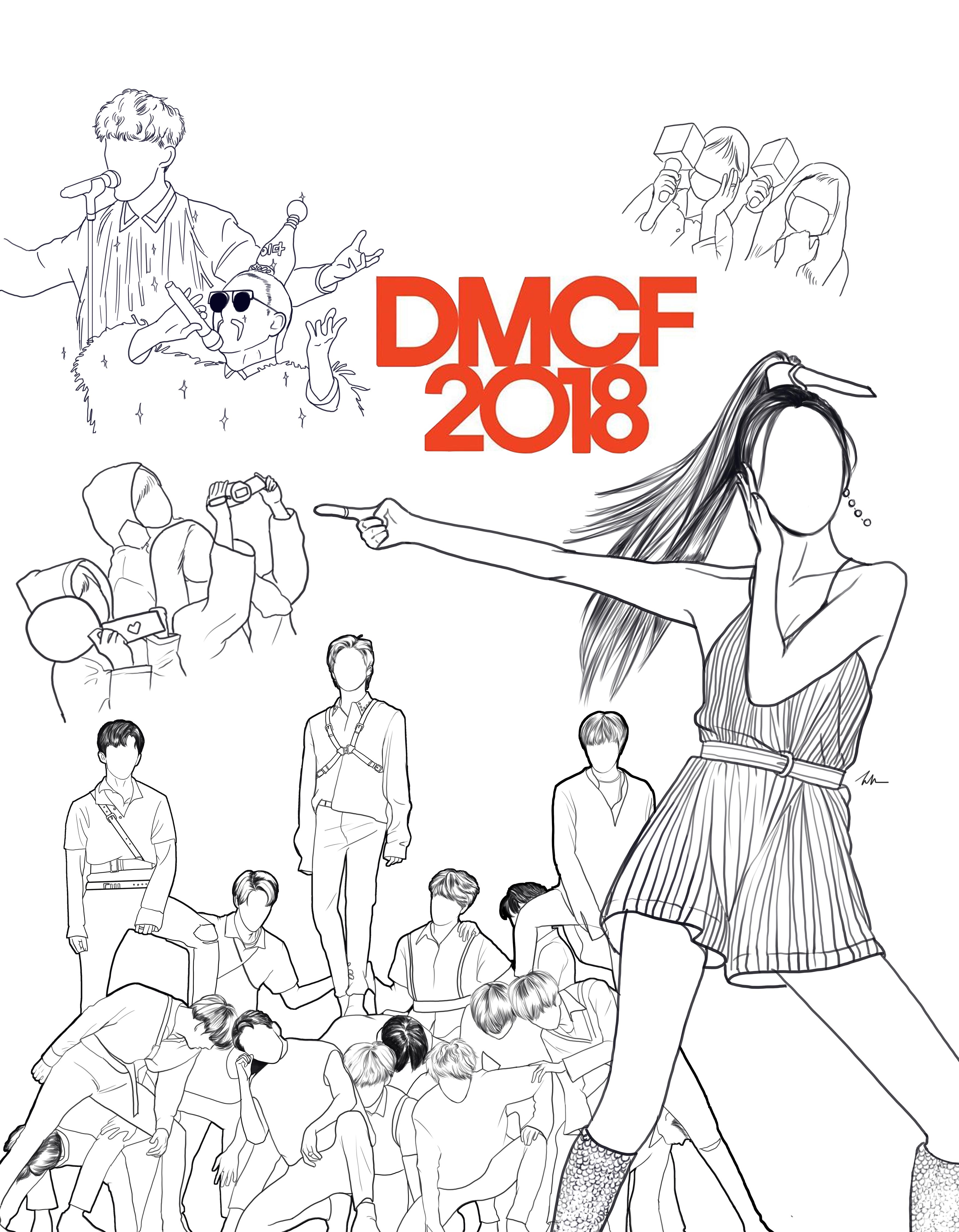 K-POP과 사람들 - DMCF 2018 코리안 뮤직 웨이브 후기