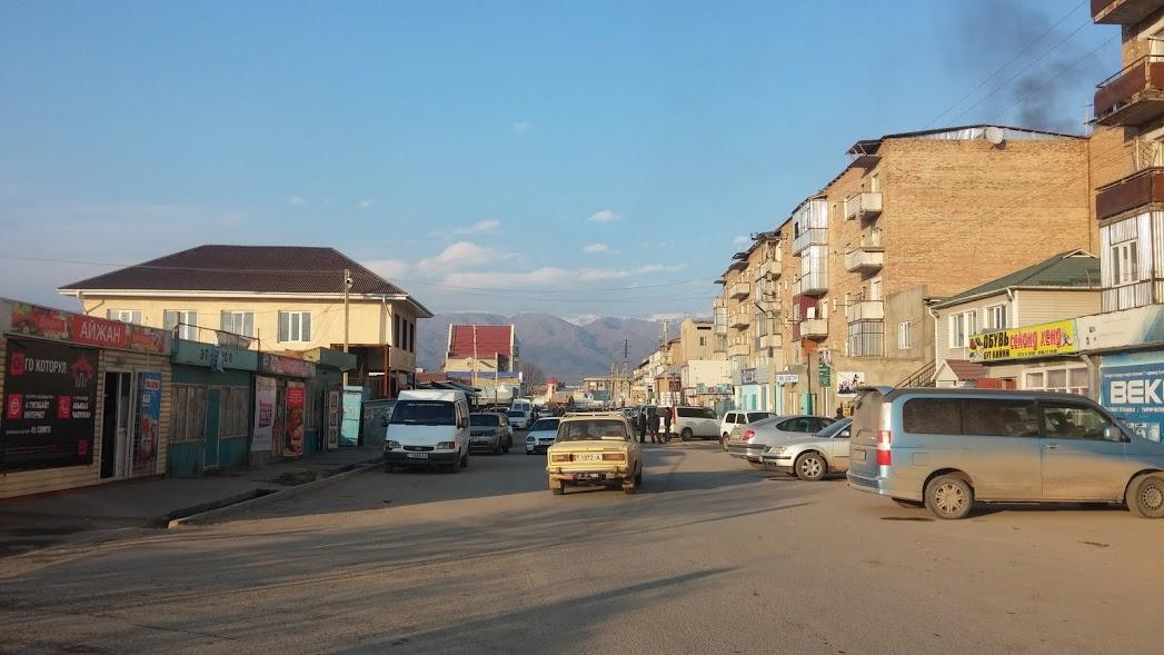 러시아어만 알아도 살만한 나라? 키르기스스탄 - ...