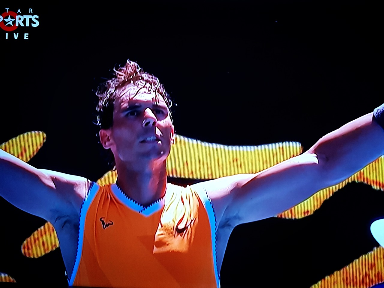 테스니계의 패셔니스타 나달 - _ 2019 호주 오픈 1...