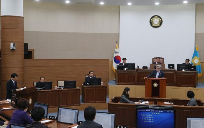 경남 기초의회, 예산안 심사결과내역 공개하고 있나