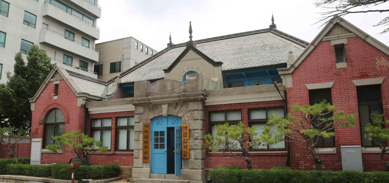 도시전체가 박물관 군산 '근대유산문화의 거리'