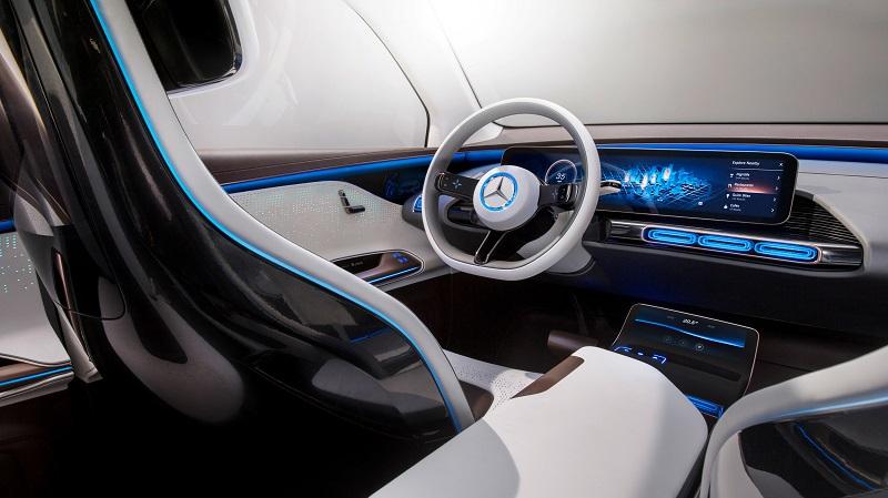 미래 자동차용 디스플레이는?