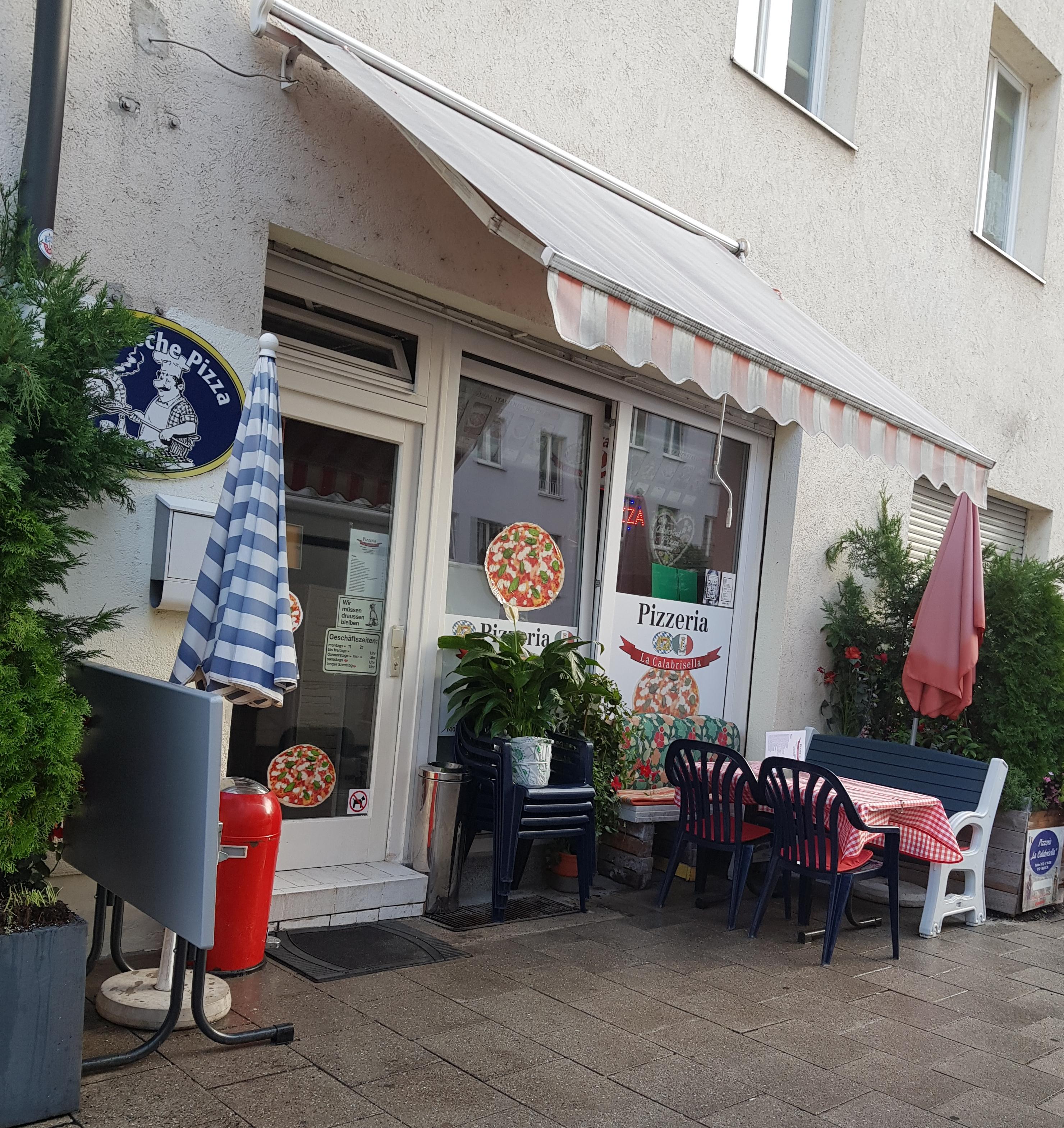 뮌헨의 동네 피자 - 우리 동네 산책
