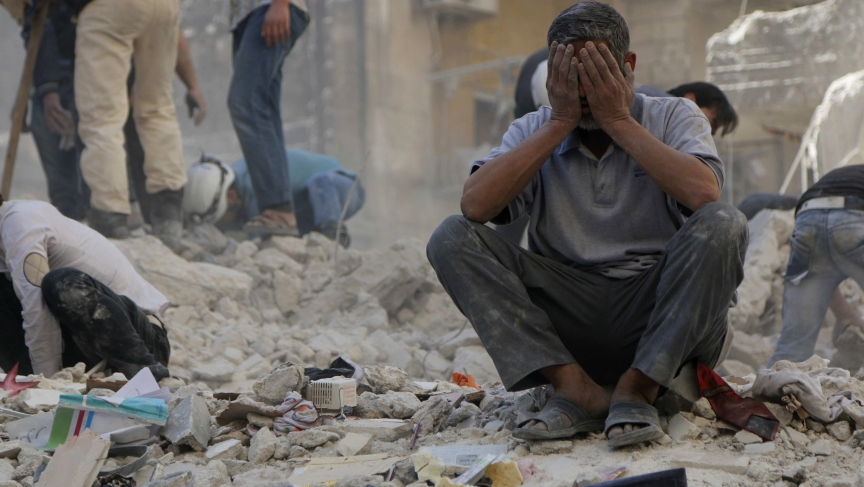 국제부 사무실에서 바라본 시리아 내전 - 전쟁과 ...