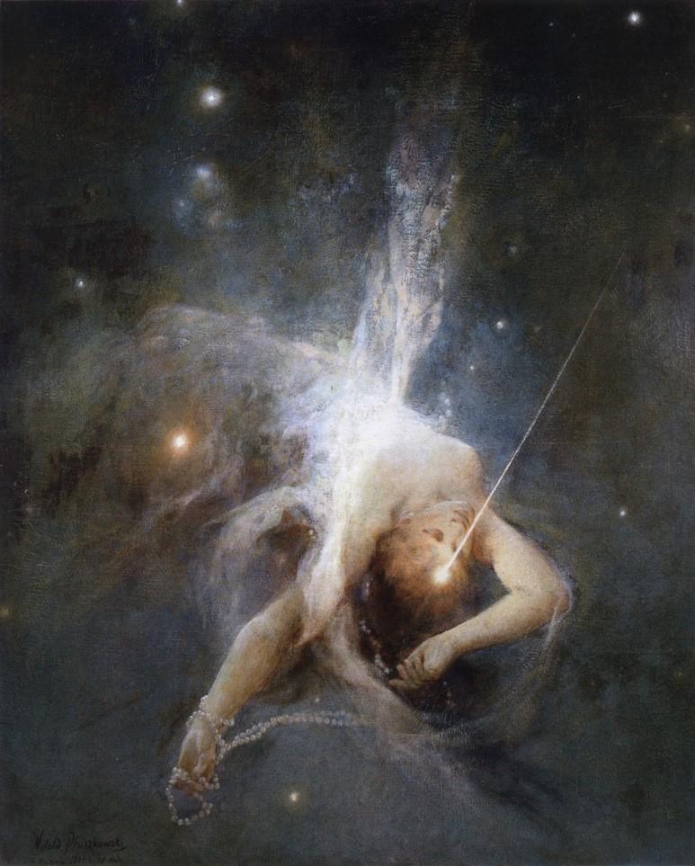 비톨드 프루슈코프스키, <떨어지는 별> - 추락의 ...