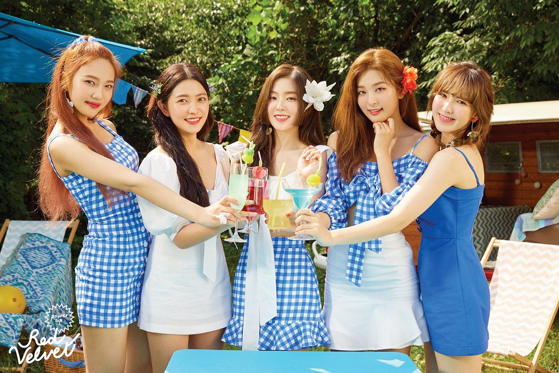 레드벨벳과 여름 나기 - Summer Magic│Red Velvet...