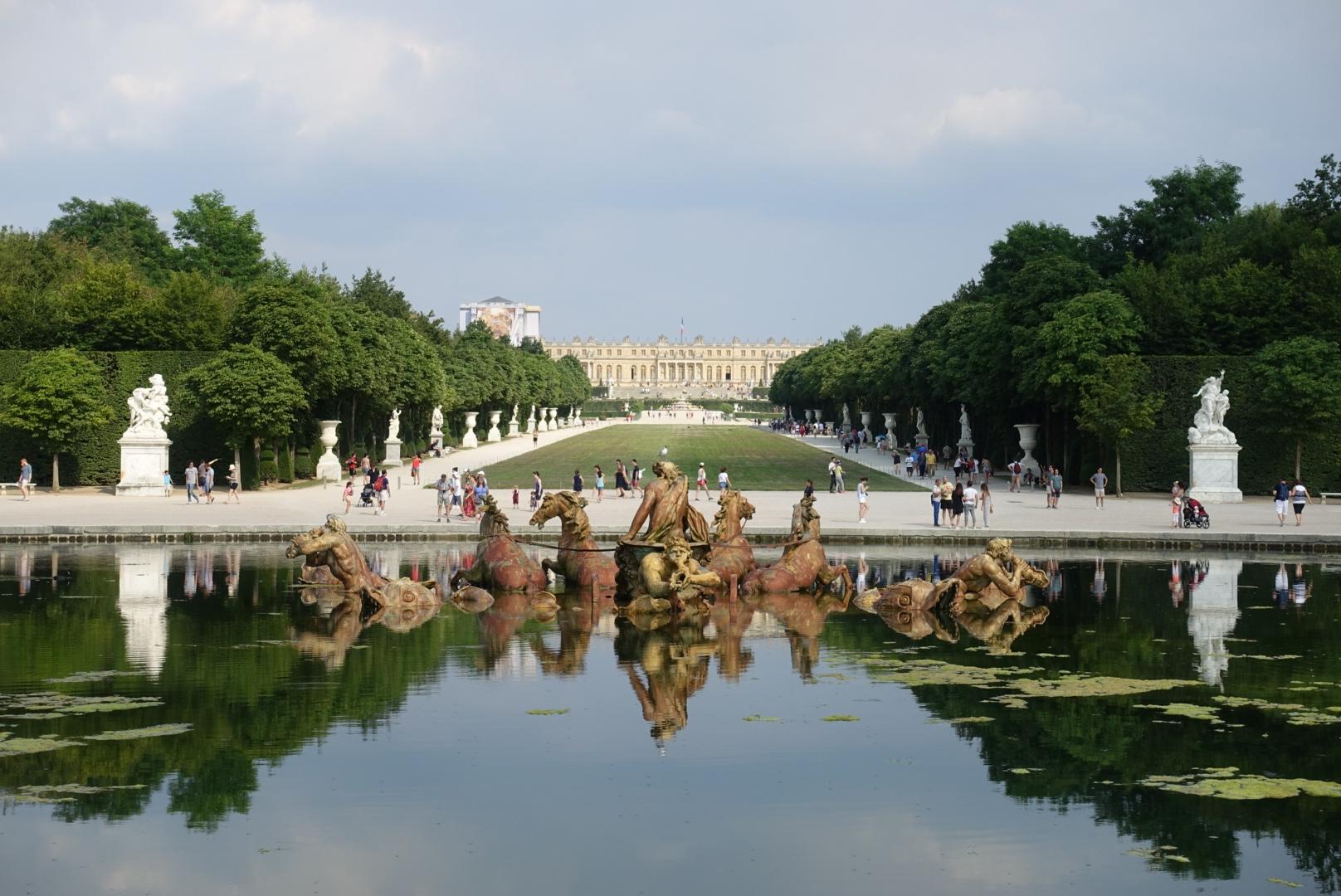 하루 종일도 부족한 베르사유 궁전 - 32일: 프랑스...