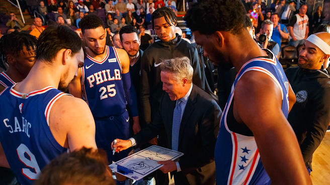 17-18 NBA Playoff 1라운드의 꽃 - 동부컨퍼런스 P...