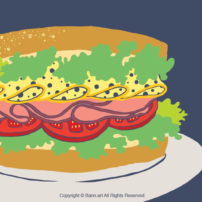 레드벨벳이 먹은 샌드위치에는 봄이 끼워져 있었을까
