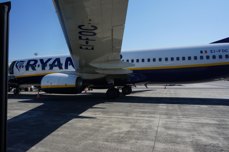 반가워, 로마 - 바르셀로나 공항- 레오나르도 다빈...