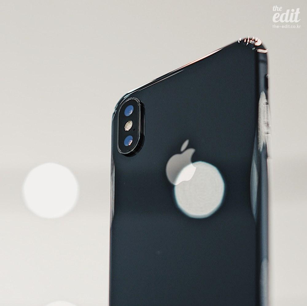 용의자 X의 혁신 - 직접 만져봤다, 아이폰 X의 모...