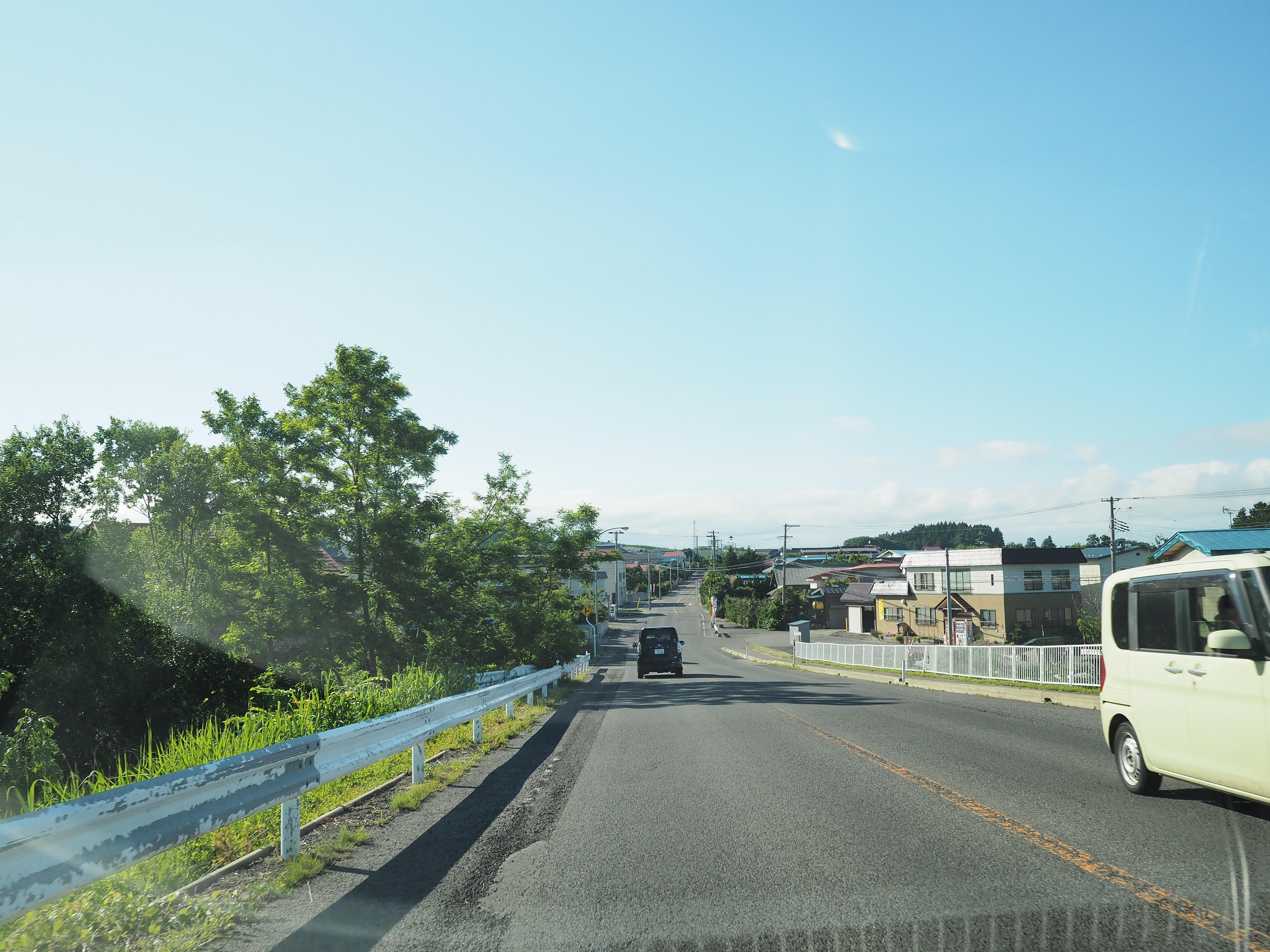 렌트카로 일본 여행하기 - 자유로움이 주는 매력
