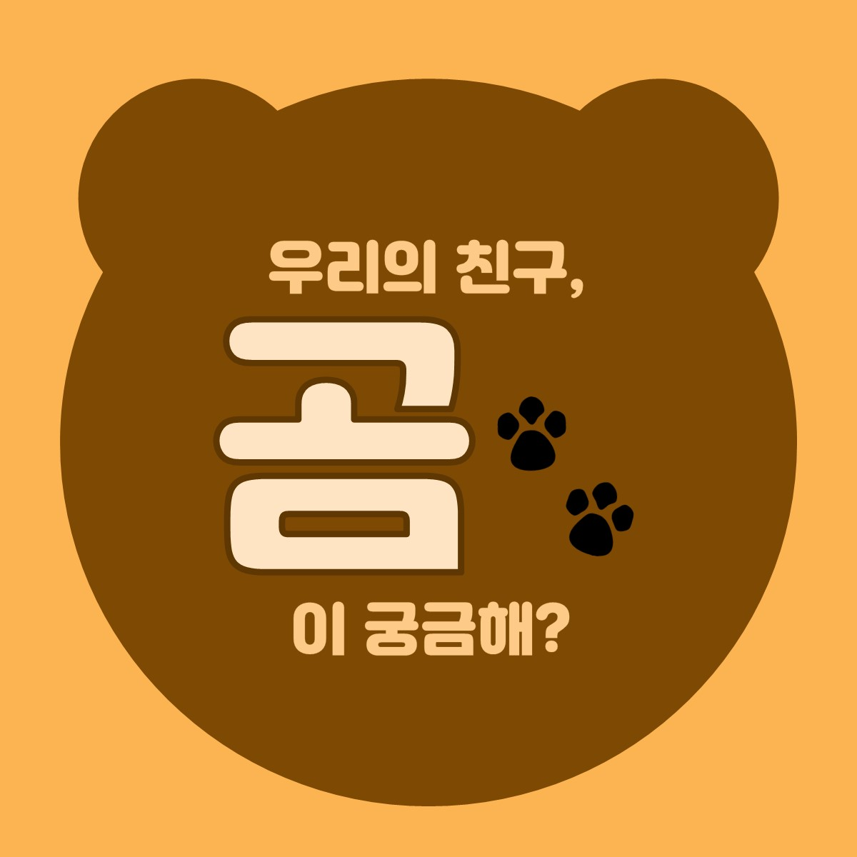 우리의 친구, 곰이 궁금해? - MBC 창사특집 다큐멘...
