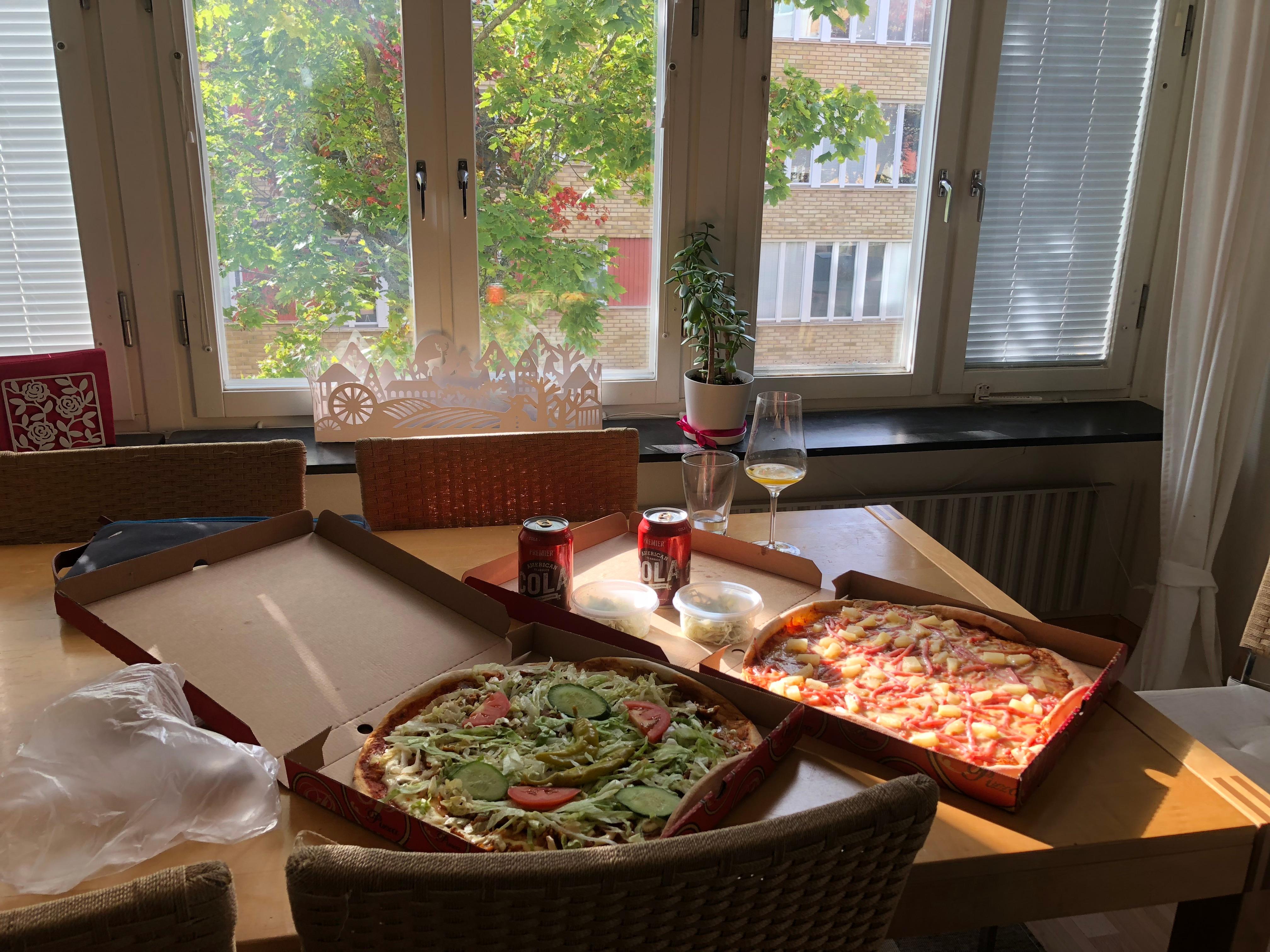 스웨덴 먹는 이야기 - 그냥 식사 편 - 스웨덴에서 ...
