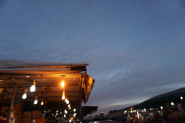05. 그럼에도 불구하고 따뜻했다 - 모로코, 마라케시