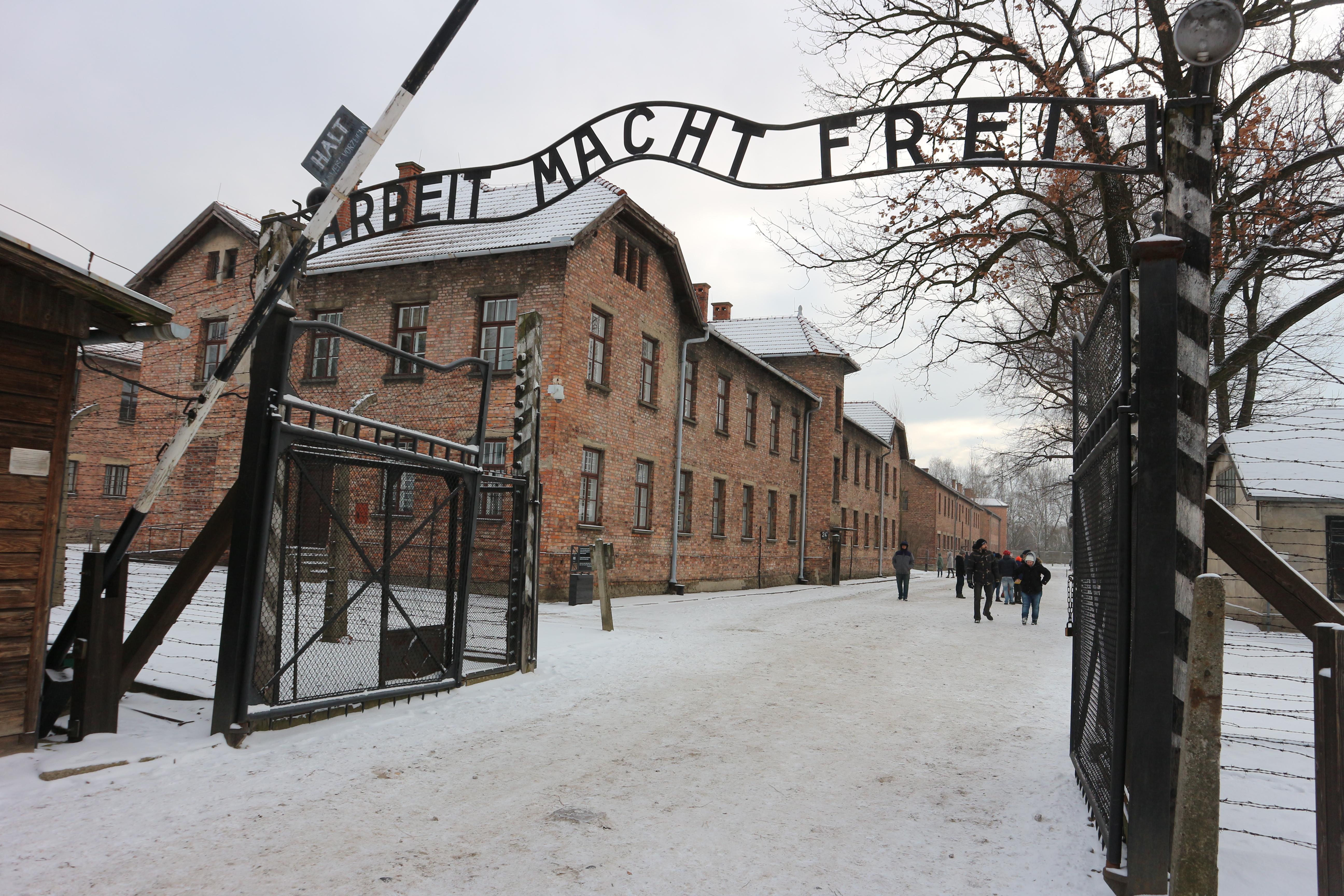 홀로코스트: 유럽여행의 키워드