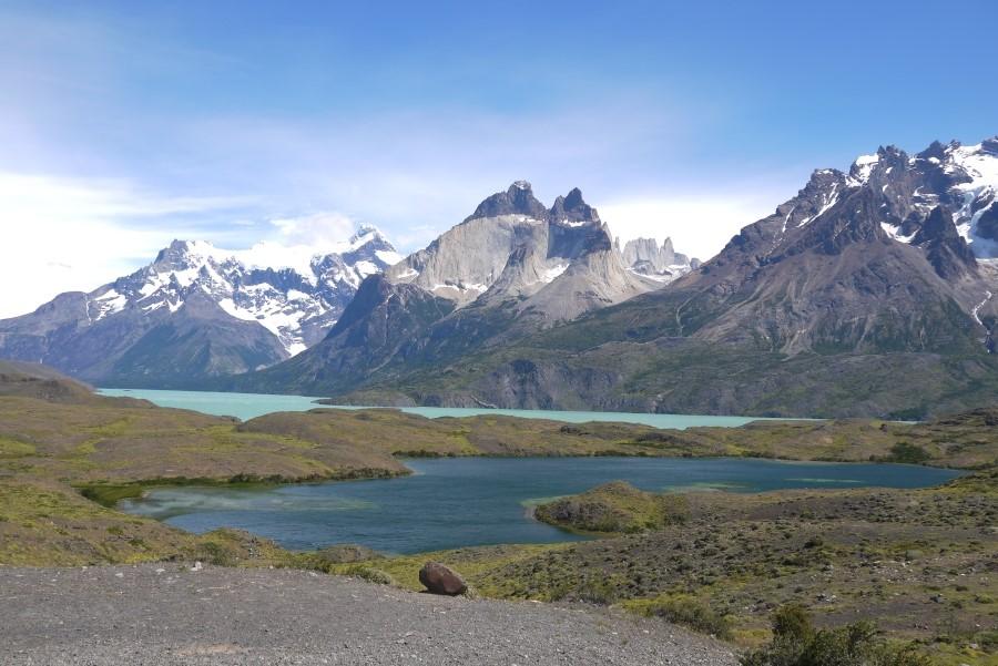 세상의 끝, 비장한 아름다움에 반하다 - 칠레-토레...