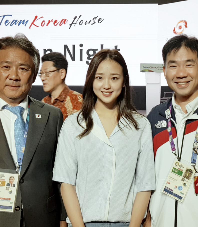 소프트볼 한국 대표팀을 응원합니다 - 국가대표 선...