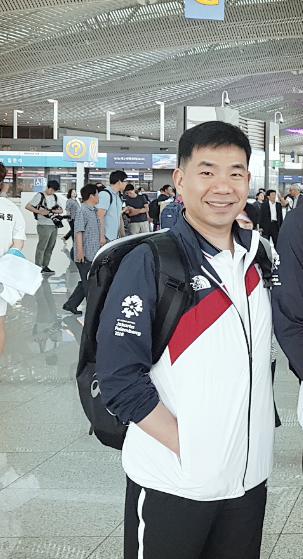 아시안게임 선수촌과 국가대표팀 - 국가대표 선수...
