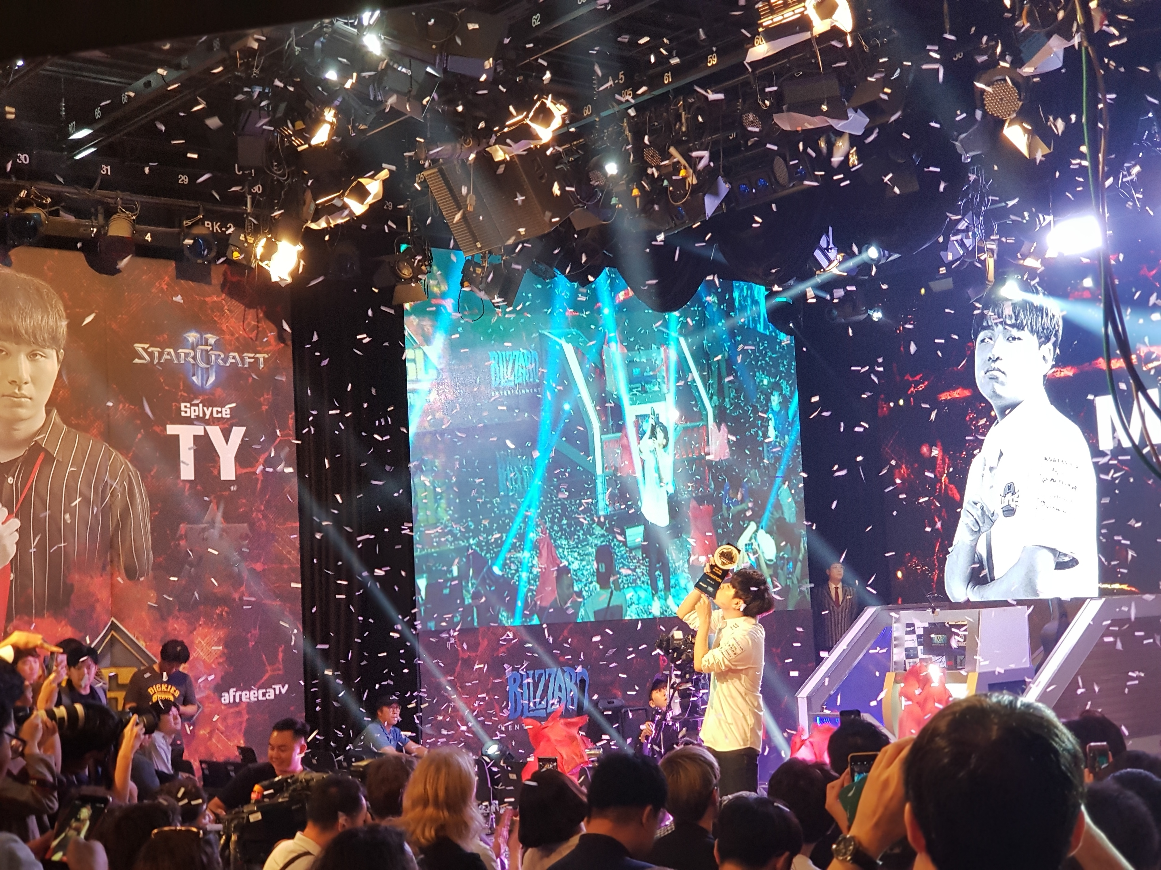 한국에서 스타크래프트2 팬으로 산다는 것은