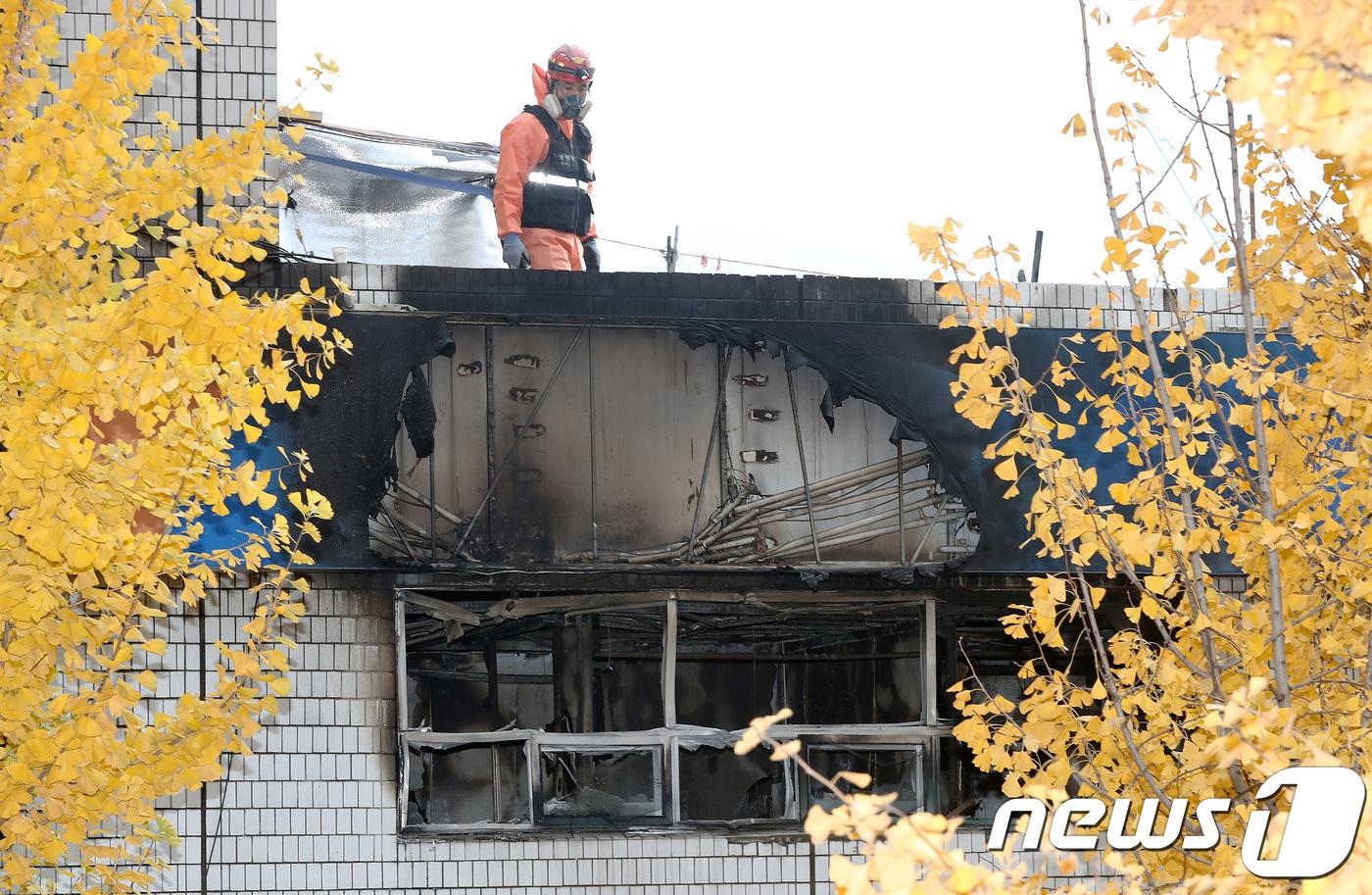 종로 국일 고시원 화재, 지울 수 없는 생존자의 문...