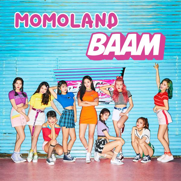 모모랜드(MOMOLAND) - BAAM