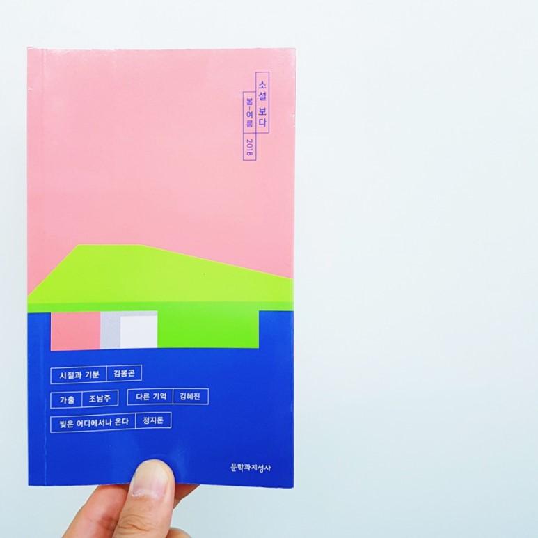 204 『소설 보다: 봄-여름(2018)』 - 김봉곤 조남...
