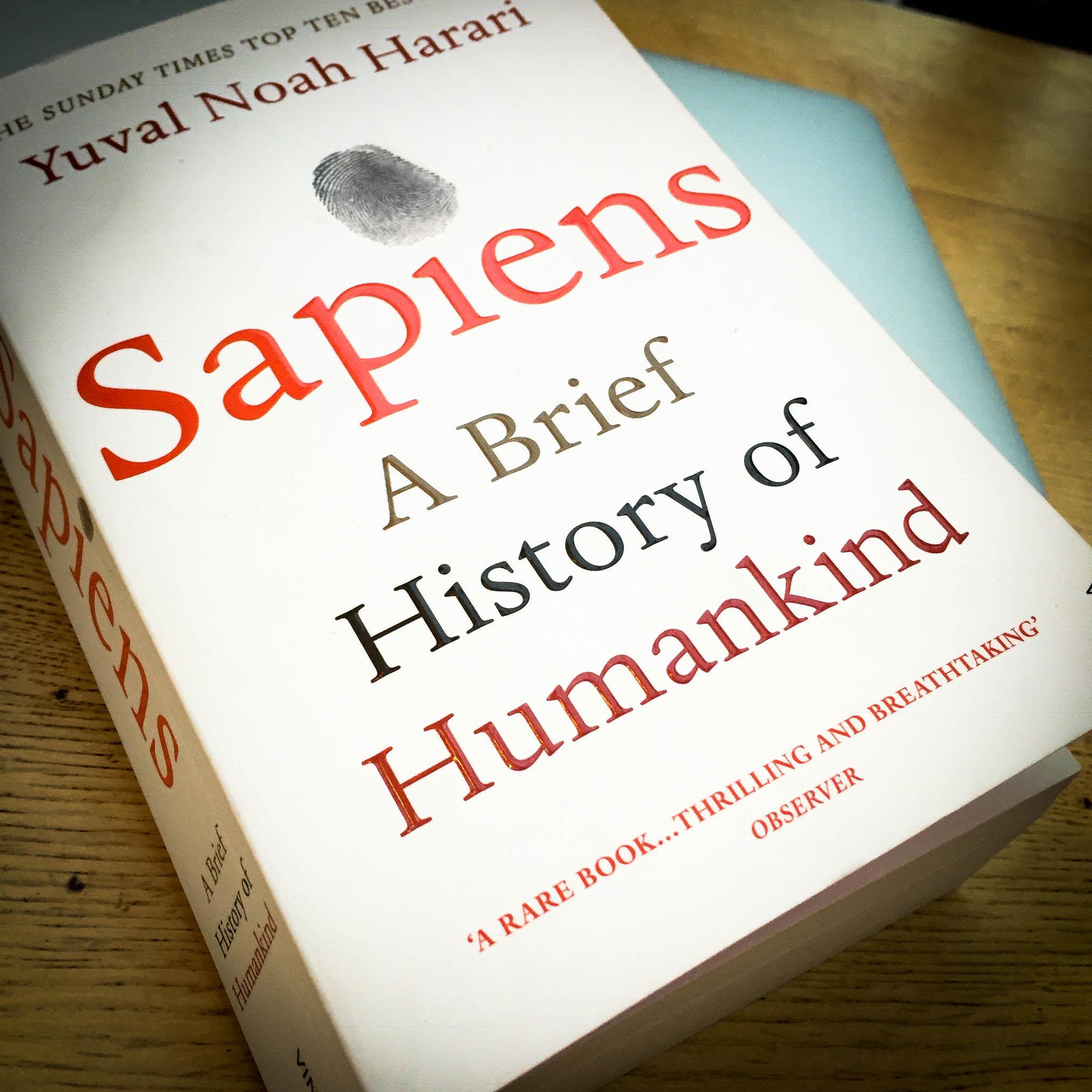 """인류 진화의 역사와 지속가능성 - 유발 하라리의 """"..."""