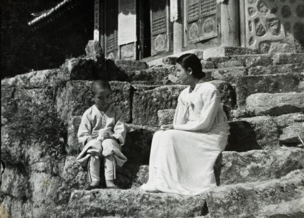 한국영화를 보다_2 마음의 고향(1949) - 'A Hometo...