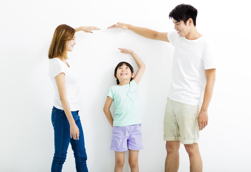 부모의 키로 알아보는 자식의 기대키는 사실일까?