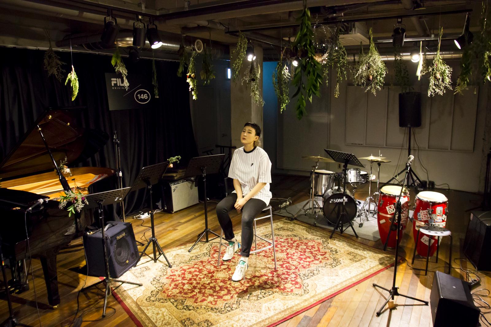 Interview: 선우정아 - Fila x 삼청동 146 'Ground...