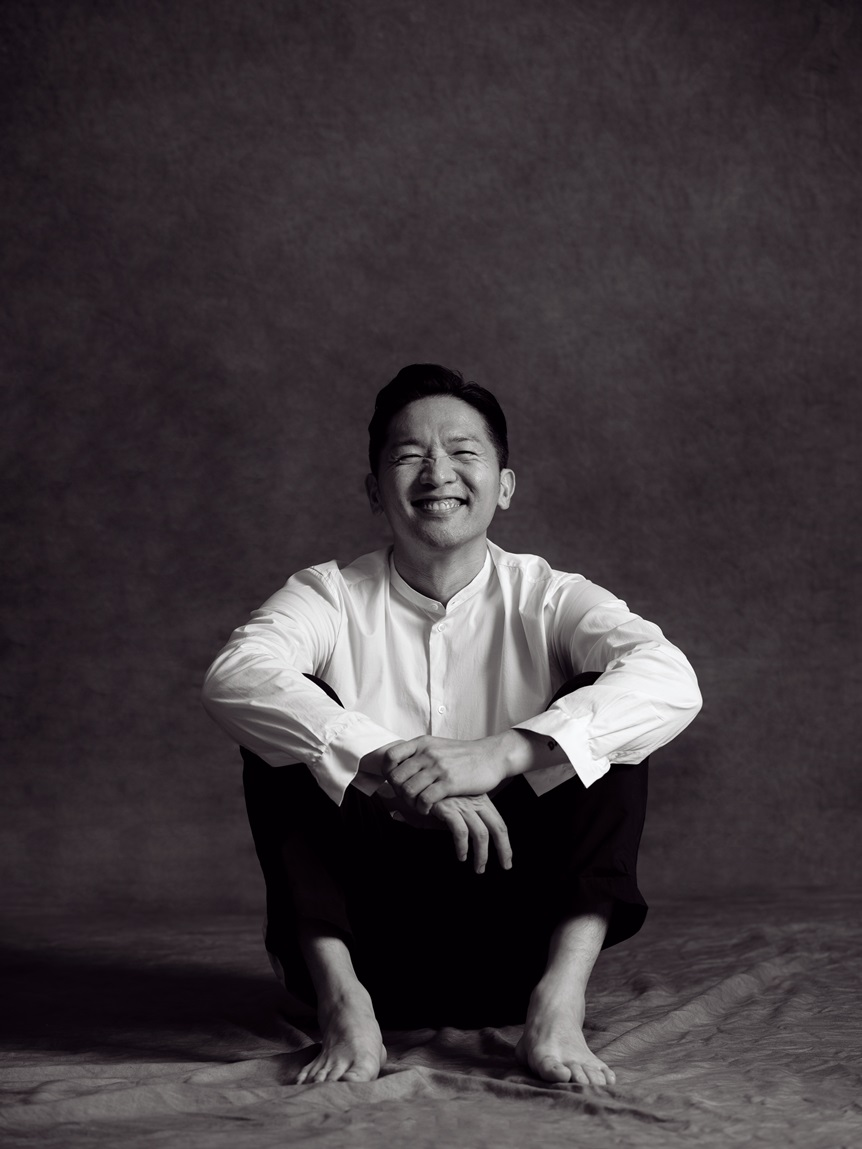 국립무용단 김병조 - 예술가의 초상