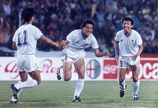 역사로 보는 대한민국 월드컵 득점루트 - 우리는 ...