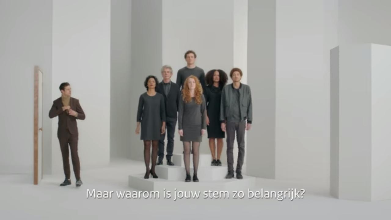 목소리를 듣는 방법 (1) - 네덜란드 지방선거와 투...