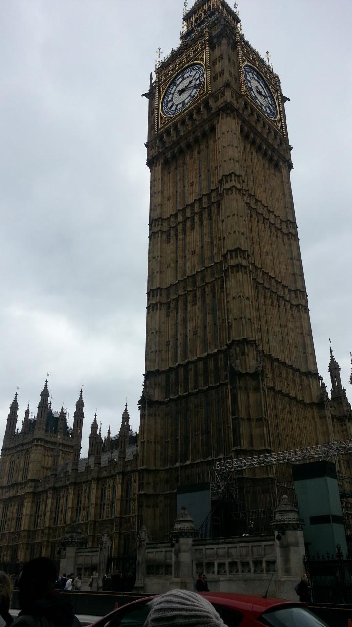 #8 Big Ben Preview! - 사우디아라비아 친구와 함께!