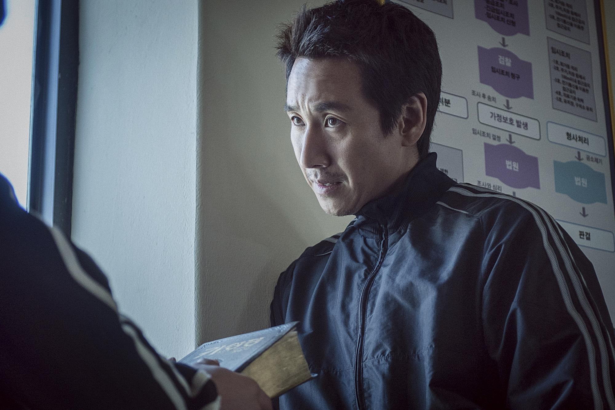 [악질경찰] 이선균의 세계에 초대된 이정범의 캐릭...