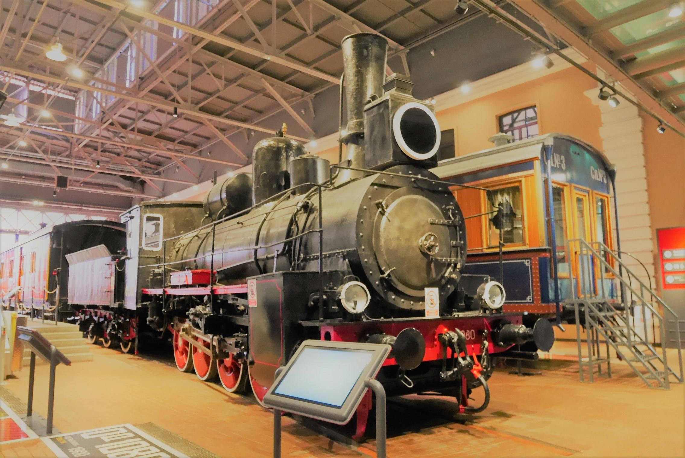 러시아 열차, 여기 다 모였다!