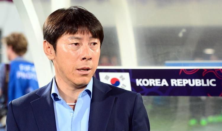신태용, 축구대표팀 새 감독 부임