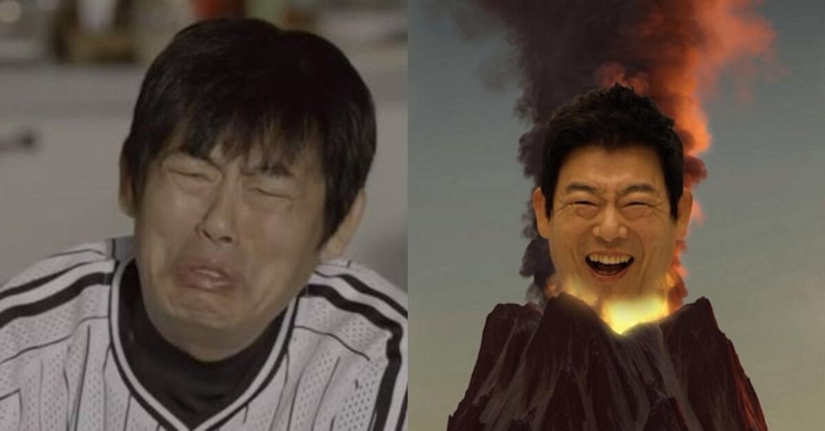 '짤부자' 성동일..'신흥 짤' 폭발하는 광고 클...