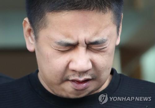 [속보] '어금니 아빠' 이영학, 1심서 사형