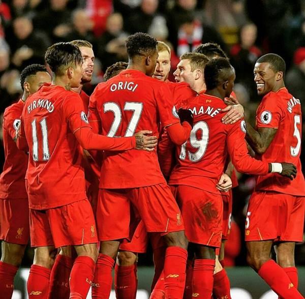올시즌 EPL서 '강팀'에 가장 강한 팀은 리버풀