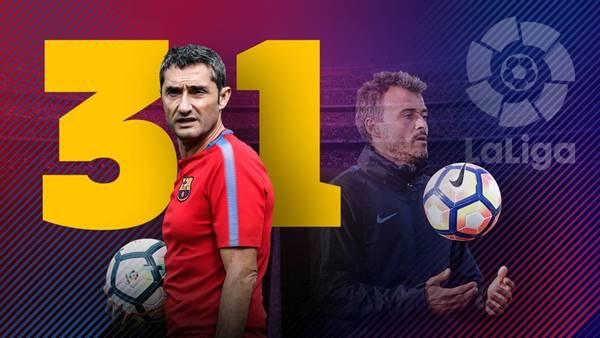 FC 바르셀로나, 라리가 최다 무패 기록 경신할까